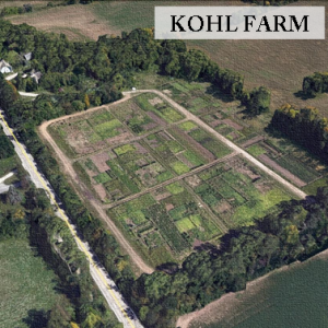 Kohl Farm aerial website