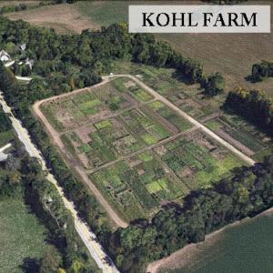 Kohl Farm aerial website