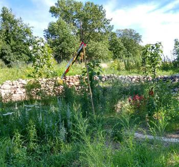 Pand - Native Wellness Garden 2015-2