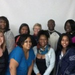 UW Extension educators with their graduating class